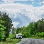 Posao vozača šumarskog kamiona sa prikolicom!